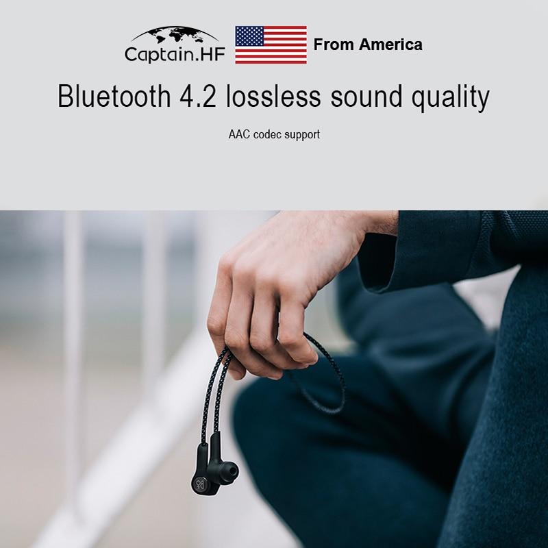 Нам капитан Бо играть БО ВЕО играть Н5 Беспроводные Bluetooth наушники, спортивные наушники