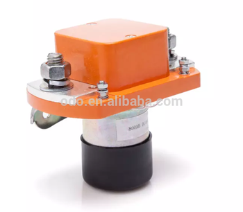 цена на Waterproof DC Coil Relay DC Contactor 48V 800A Electric Scooter Rickshaw