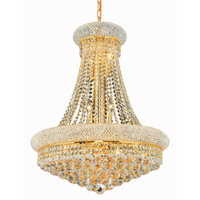 Phube Lighting French Empire Gold Crystal Chandelier Chrome Chandeliers Lighting Modern Chandeliers Light+Free shipping!