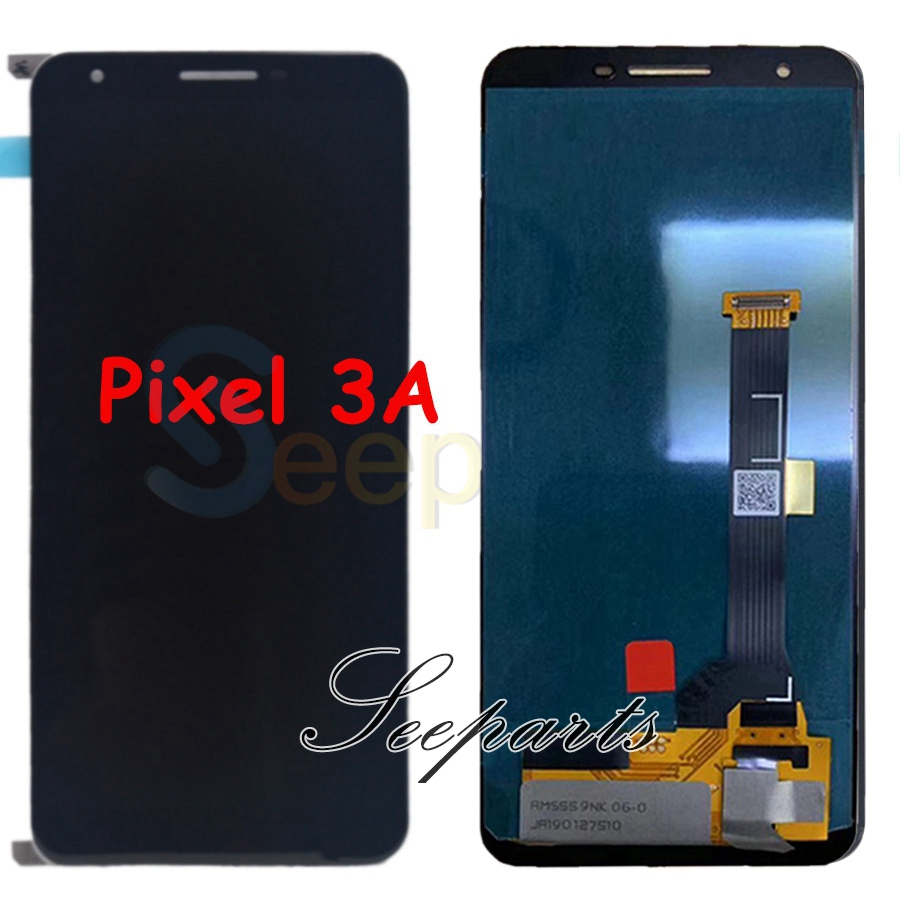 Original Tested For Google Pixel 3A LCD Display Touch Screen Digitizer Assembly For Google Pixel 3A XL LCD Screen Replacement (1)