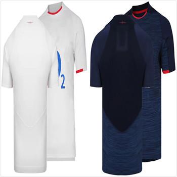 Anglia strona główna koszulka do RUGBY 2020 2021 anglia od Rugby Jersey rozmiar S-5XL szybka wysyłka tanie i dobre opinie krótkie CN (pochodzenie) POLIESTER Koszulki Dobrze pasuje do rozmiaru wybierz swój normalny rozmiar