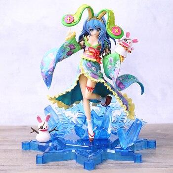 Anime Date A Live Hermit Himekawa Yoshino Kimono Yukata Ver. 1/7 Scale Painted PVC Action Figure Collectible Model Toys Doll