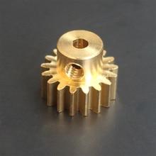 RC Car HSP 11185(3.175mm) Motor Gear 15T RC 1:10 Model Car Buggy Truck 94111 94115Pro Gear Car Upgrade DIY Parts