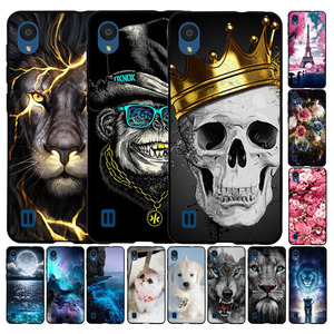 For ZTE Blade A5 2019 Case Silicone Soft TPU Bumper Cover For ZTE Blade A5 2019 Case Cute Painted Protective Phone Back Fundas