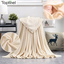 Nordic Super Soft Blanket Shaggy Plush Cozy With Fluffy Throw Blankets Baby Bed Carpet Sofa Blanket Christmas Gift Coral Gray