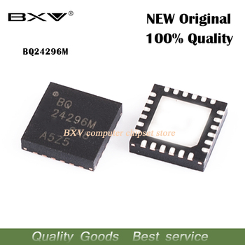 5PCS BQ24296M BQ24296MRGER 24296 QFN Charge IC new original free shipping 5pcs tip33c new and original