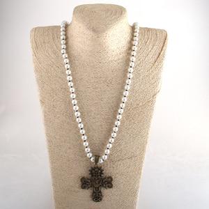 RH Fashion Beaded Necklace Gla
