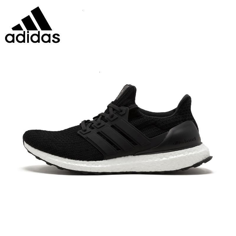 <font><b>Adidas</b></font> Ultra Boost UB4.0 Original Men Running Shoes New Arrival Lightweight Outdoor Sports <font><b>Sneakers</b></font> #BB6166 image