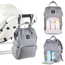 Insular Baby Mom plecak torba na pieluchy dla mamy duża torba na pieluchy dla noworodka wielofunkcyjna dziecko torba na wózek organizator z torba na pieluchy