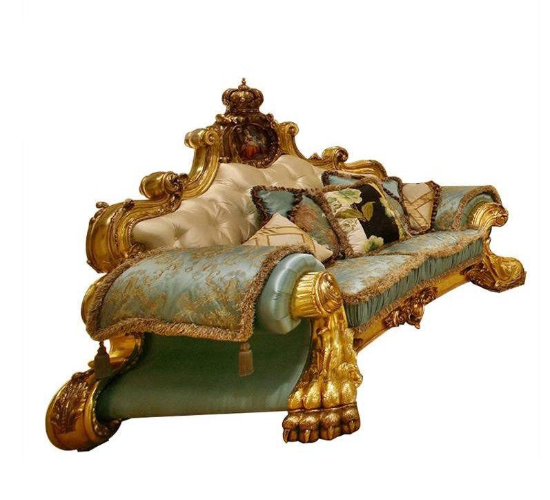 Glorious Palace Style Sofa Set With Claws / Sumptuous 1+2+3 Seaters