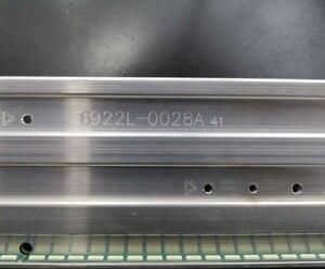 Image 5 - Podświetlenie LED (2) dla LG 55LM6700 55LM660S 55LM6400 55LM760S 55LM860V 55L7200U 55L6200U 6922L 0028A 6916L 0888B 0889B 0833A 0832A