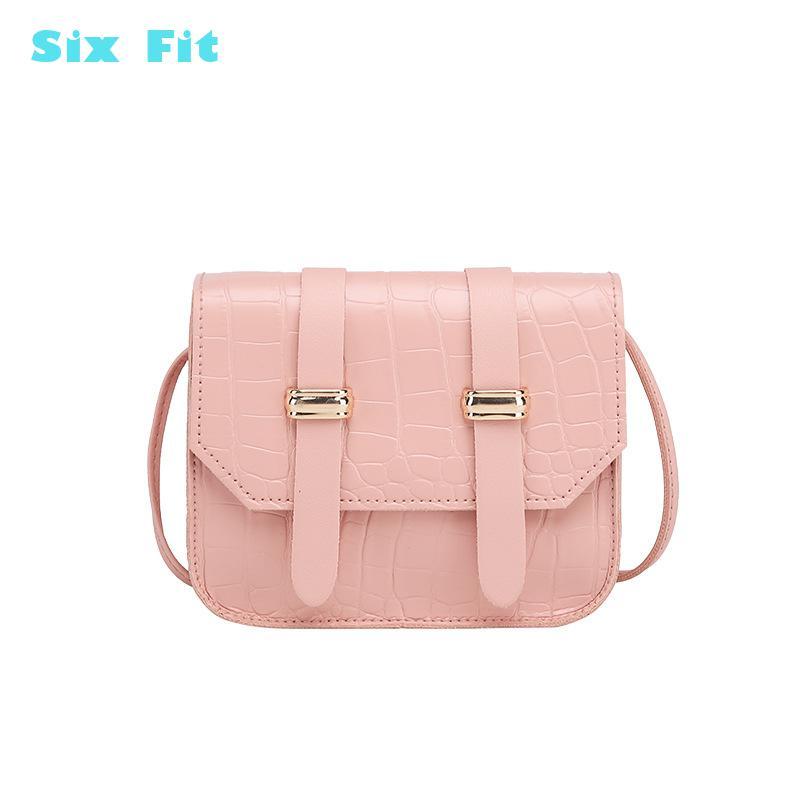 2020 Sixfit Fashion Luxury Alligator Pattern Bags Pu Leather Flap Shoulder Crossbody Purse Leather Handbags Messenger Bags Gift