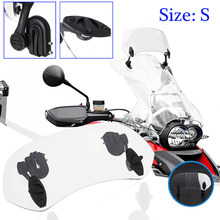 Extension Windshield Adjustable Clip On Transparent Frame Replacement Small Acrylic Useful(China)