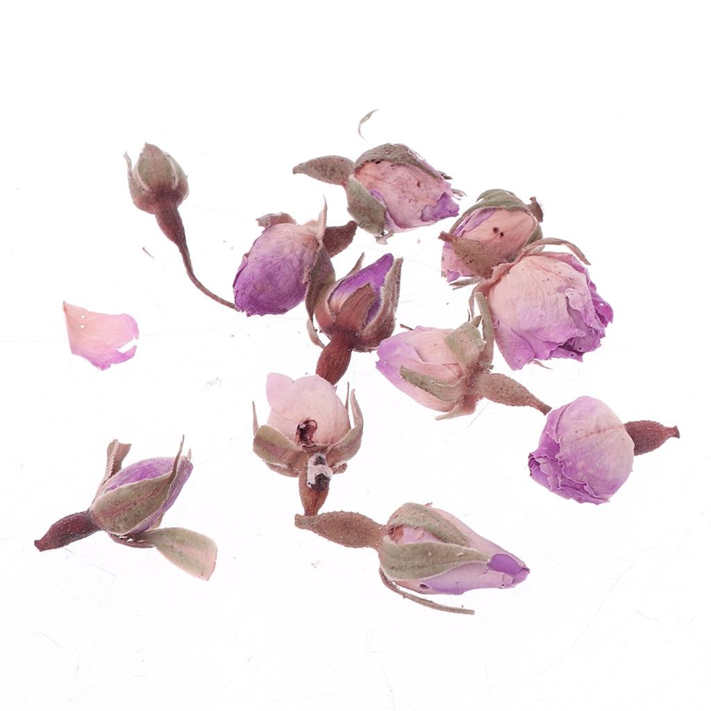 Новинка 2017 года 5 г натуральный настоящие сухие цветы лепесток DIY воск озеленение сырья для стекло чай свеча декоративная держатель орнамен...