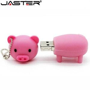 Image 4 - Usb флеш накопитель JASTER lovely pig, 4 ГБ, 16 ГБ, 32 ГБ, 64 ГБ, usb 2,0