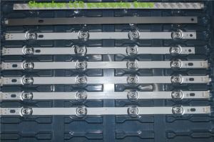 Image 4 - 8 PCS/set LED Backlight Strip for LG 42LB5610 42LB5800 42LB585V 42LB DRT 3.0 42 A/B 6916L 1709A 1710A 6916L 1957A 1956A