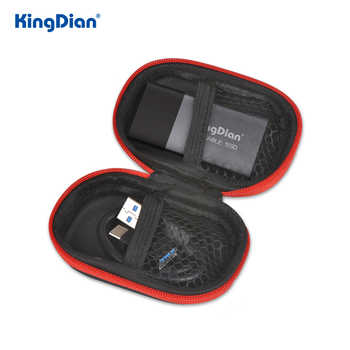 (P10-500GB)New arrival KingDian SSD 500GB external Type-c To USB 3.0 Portable Solid State Disk for laptop