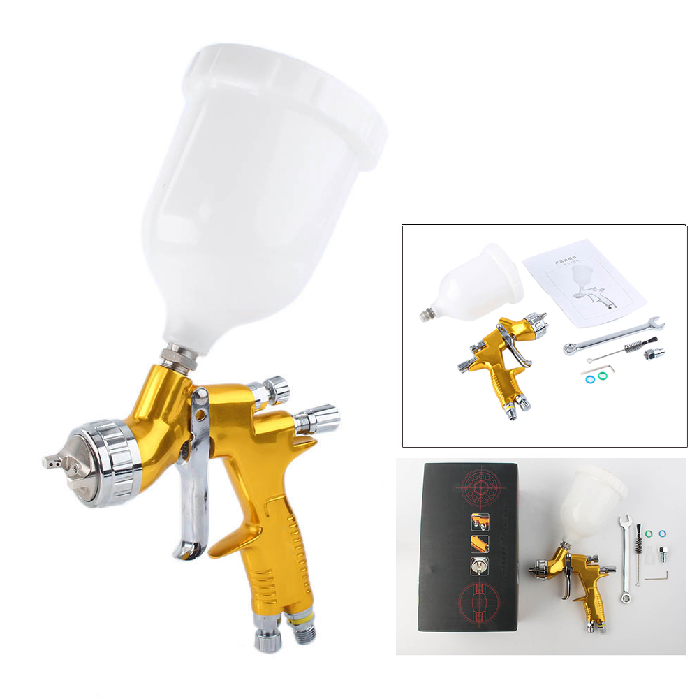 Professional T110 Spray Gun 1.3mm Nozzle For Devilbiss GTI ProLite  High Quality Replacement