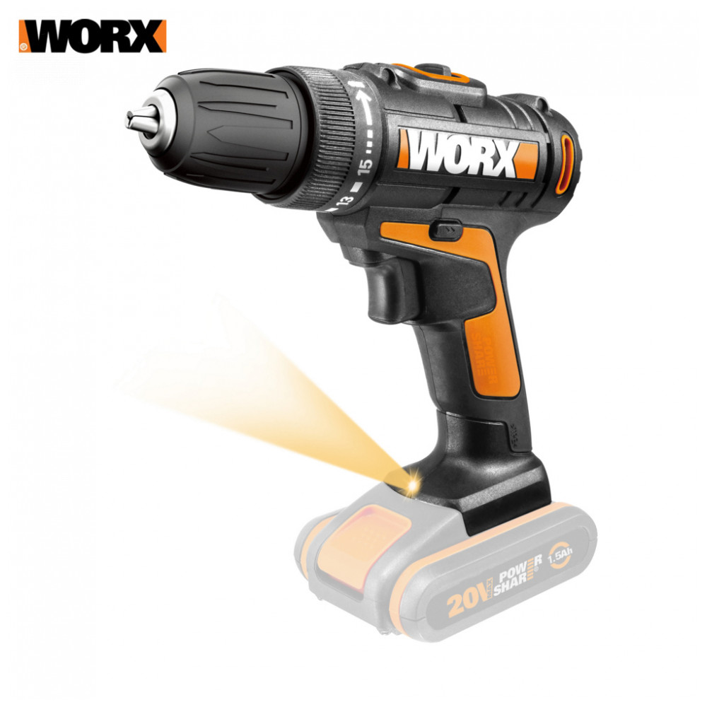 Electric <font><b>Drill</b></font> Worx WX101.9 Tools Power Tool screwdriver <font><b>drills</b></font> screwdrivers screw <font><b>driver</b></font> <font><b>battery</b></font> Unstressed brush image