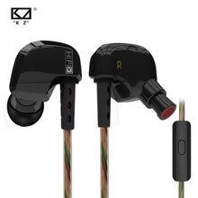 Original KZ HD9 In Ear Earphones HiFi Sport Earbuds Copper D