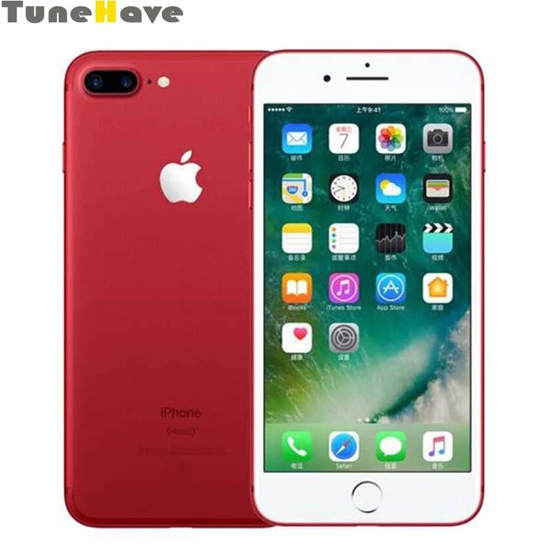 Оригинальный телефон Apple iPhone 7 и iPhone 7 plus, качество А, Заводская разблокировка, IOS, 6 месяцев гарантии магазина, телефон б/у