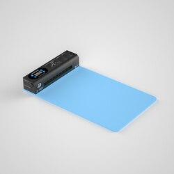 ZJ-1805 электронная плита подогрева Складная цифровая станция предварительного нагрева для PCB SMD нагревательный телефон ЖК-сенсорный экран от...