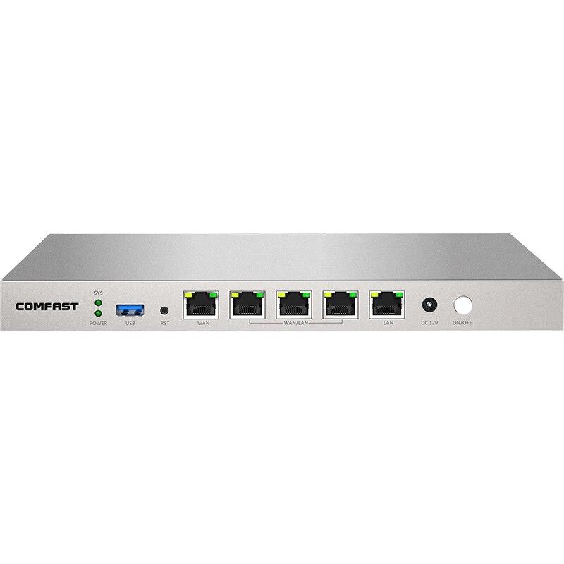 Comfast CF-AC50 Gigabit AC Router Multiple WAN 3*10/100/1000Mbps LAN/WAN Port Multi WAN Load balance Gateway Wifi AC Router 1