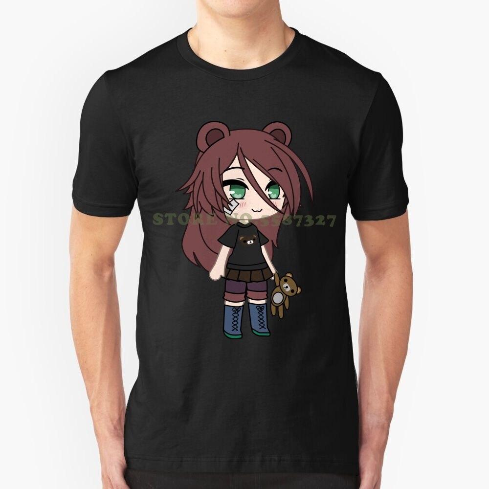 Gacha Life Series - Magical Bear Girl Kaya Tshirt T Shirts For Men Women