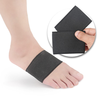 1 Pair Sports Foot Protective Brace Bandage Sleeves Elastic Foot Care Sole Protector Foot Care