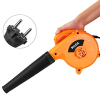 600W Adjustable Speed Computer Cleaner Furniture Industry Multifunctional Electric Air Blower Tool Removal Dust Collector 220V