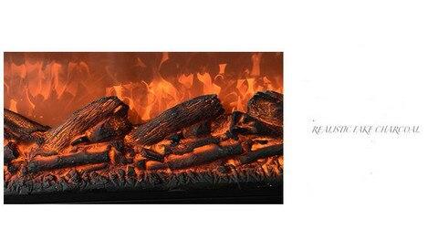 lareira de fogo falso decorativo lareira eletronica