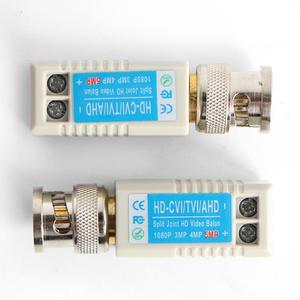Image 5 - 10Pairs Twisted BNC CCTV Video Balun Passive Transceiver Cat5 CCTV UTP 200M Range For HD 720P HDCVI/AHD/HDTVI Camera