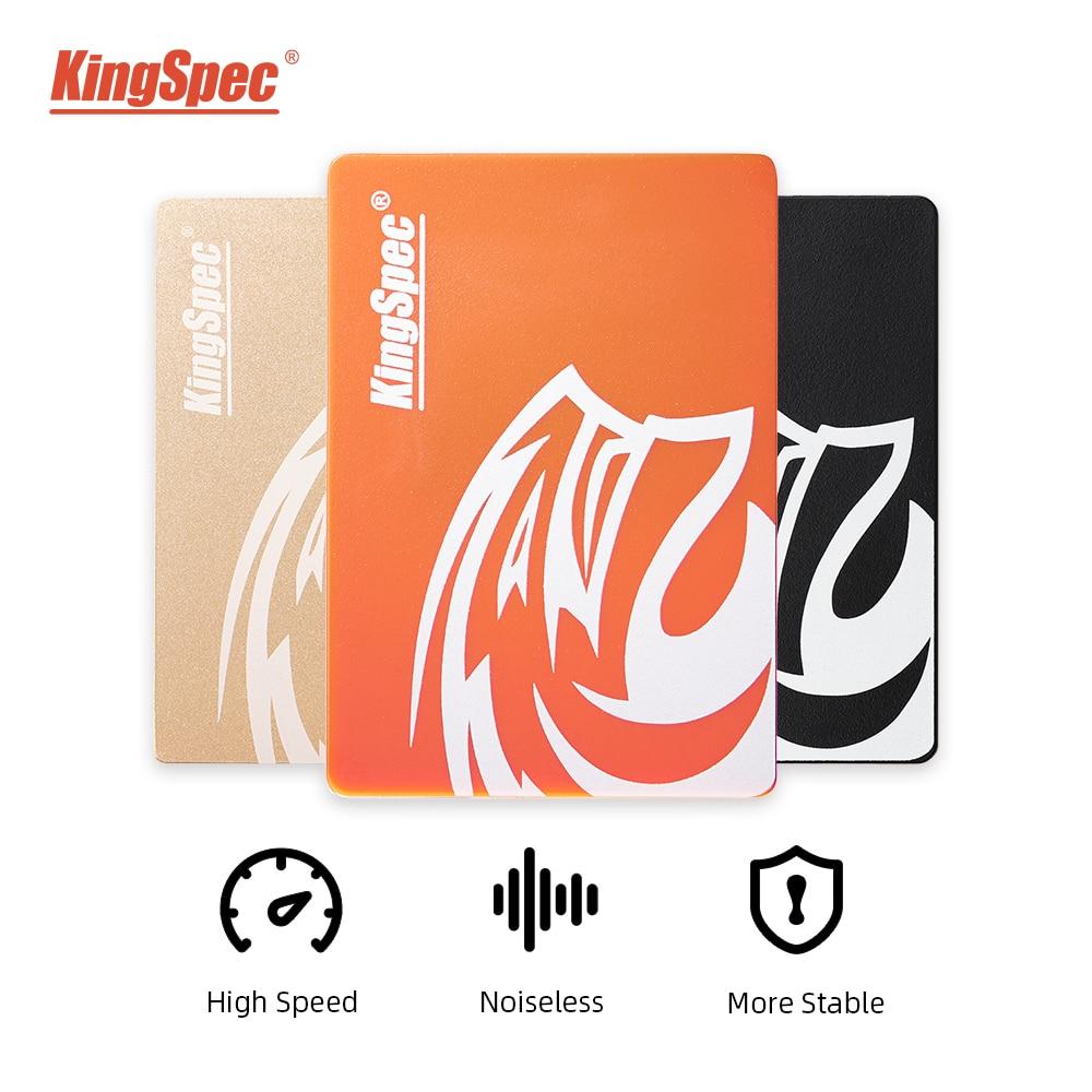 KingSpec ssd 2,5 SATA3 120 ГБ SSD 240 ГБ 480 ГБ 960 ГБ SSD hdd 128 ГБ 256 512 1 ТБ sd 2 ТБ ноутбука, настольного компьютера твердотельный диск