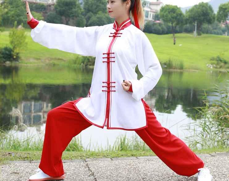 Frauen 5 farbe top qualität Tai chi taiji kostüm wushu leistung anzüge martial arts uniformen kung fu kleidung gelb/ rosa/blau