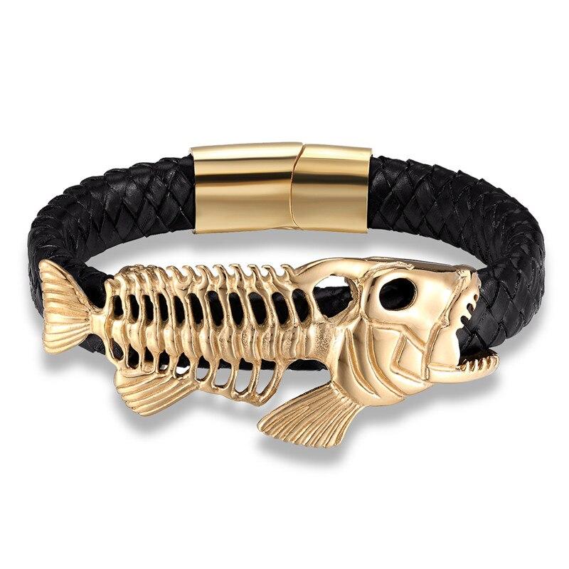 Gold Fish bones