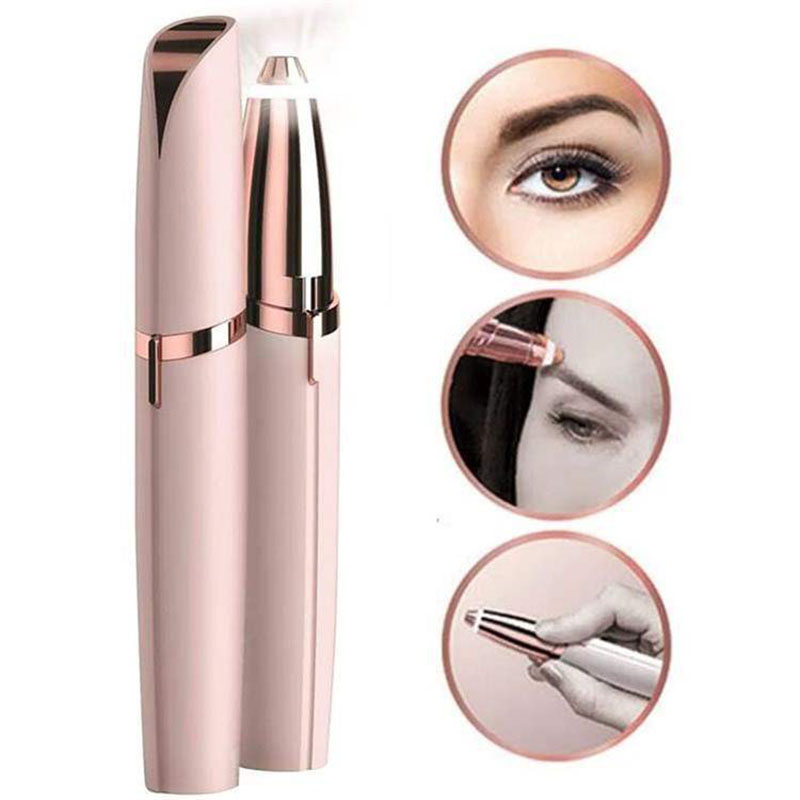 Eyebrow Trimmer Pen Eyebrow Hair Remover For Eyebrow Women Facial Personal Face Care Mini Hair Remover Painless