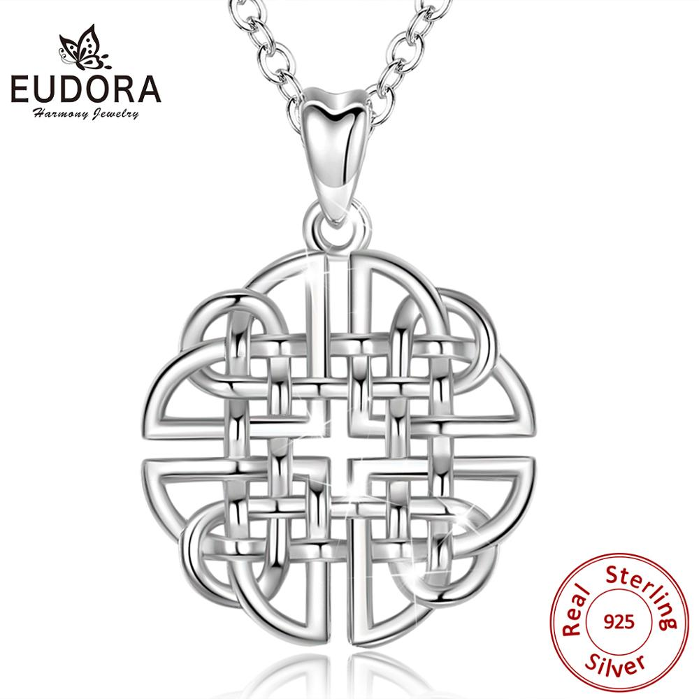 Real 925 Sterling Silver Celtic Knot Charm Celtic Knots Celts Knots Patterns