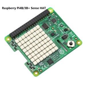 Image 2 - ラズベリーパイセンス帽子を使用して方向、圧力、湿度と温度センサーラズベリーパイ 3b +/Pi4