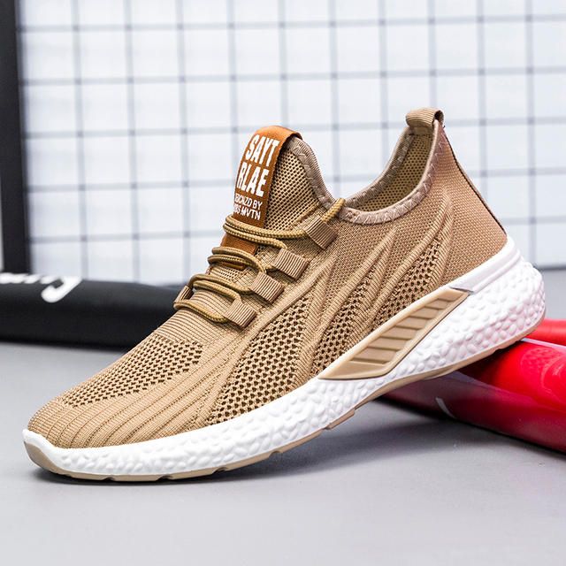 2020 New Summer Men Shoes Mesh Breathable Men s Casual Shoes Comfortable Fashion Lightweight Men Sneakers