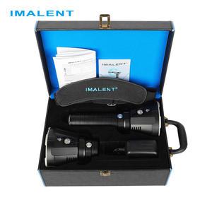 IMALENT Flashlight-Set Thrower Lantern-Lamp-Torch Searching High-Lumen R90TS Long