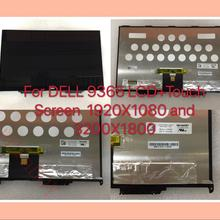 Lcd-Screen Fully-Tested DELL 13-9365 Led-Assembly for XPS Lq133m1jx26/1920--1080/Lq133z1jx24/3200--1800