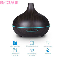 Diffuser Mist Maker for Home Use Eworld 300ml Air Humidifier Essential Oil Diffuser Aroma Lamp Aromatherapy Electric Aroma
