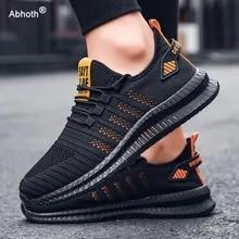 Men's Sneaker Sport-Shoes Wear-Resistant Non-Slip Comfortable Outdoor Walking Casual