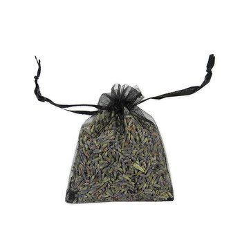 Natural Lavender Bud Dried Flower Sachet Bag Aromatherapy Aromatic Air Refresh image