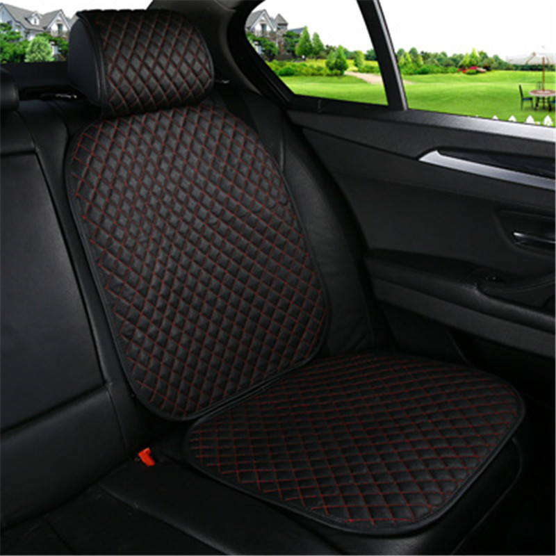 Luxury PU Leather Car Seat Protector Child Baby Seat Protection Auto Seat Protector Mat Pad Improved Protection For Car Seat