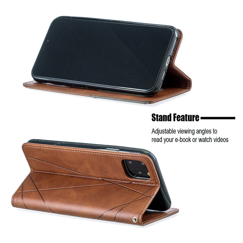 Luxury Flip Leather Wallet Case for iPhone 11/11 Pro/11 Pro Max 44