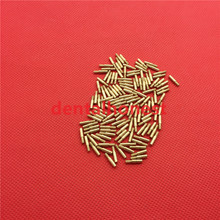 1000 pcs Dental Lab Dowel Pins for Plastic Articulator Mounting Plates 14MM