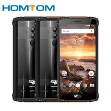 HOMTOM מכירה ZOJI Z9 Helio P23 IP68 עמיד למים 4G LTE Smartphone אוקטה Core 5.7 אינץ 6GB RAM 64GB ROM 5500mAh מלא להקות נייד Pho