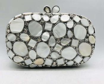 Evening Crystal Exquisite Chain Shoulder Bag 6