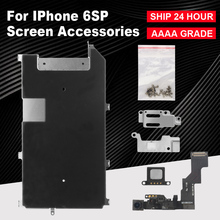OEM High Quality Full Set of LCD Screen Parts for iPhone 6S Plus Front